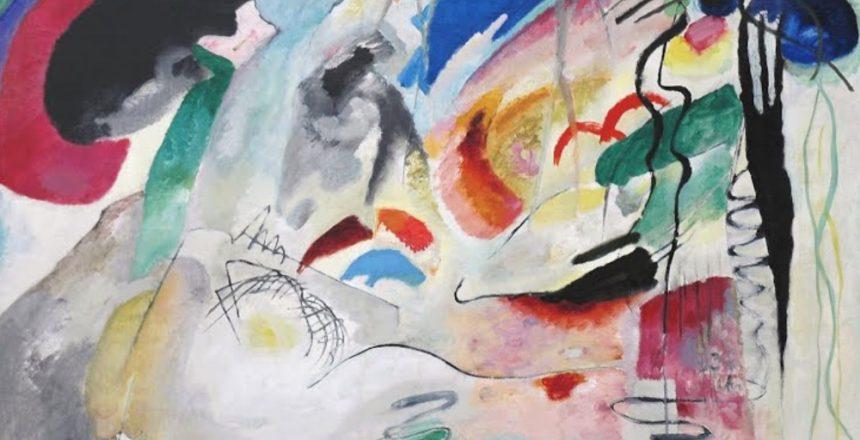 Improvisation, Wassily Kandinsky, 1913