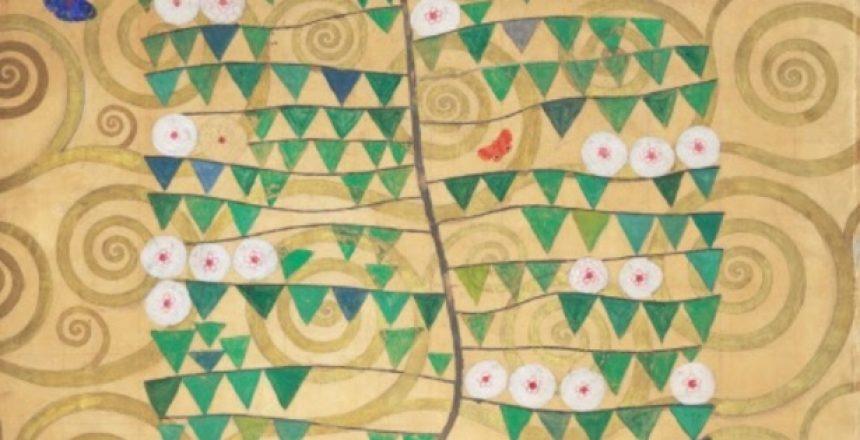 Rosebush, Gustav Klimt, 1910