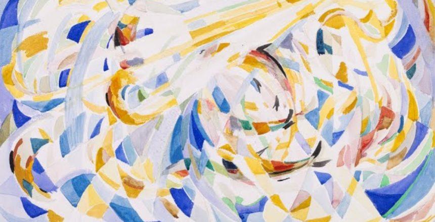 Untitled, Joseph Stella, 1914, 1918
